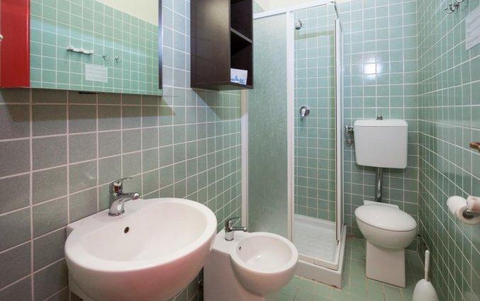 Badkamer van Hotel Casale La Sterpaia