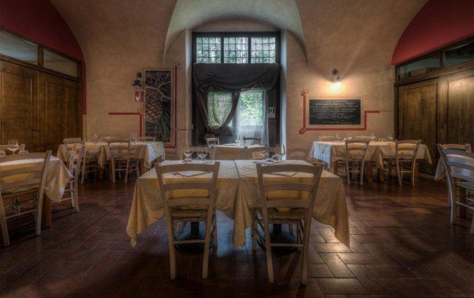 Eetzaal van Hotel Casale La Sterpaia