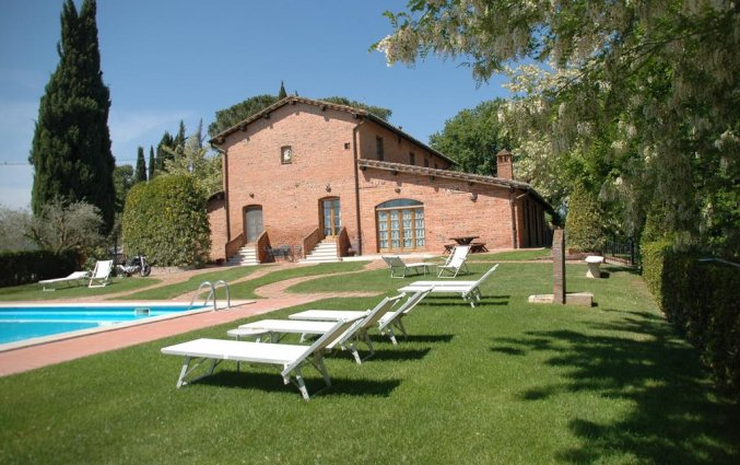 Vooraanzicht van appartement La Casa Delle Querce