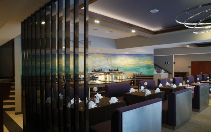Restaurant van hotel Bellevue Park Riga
