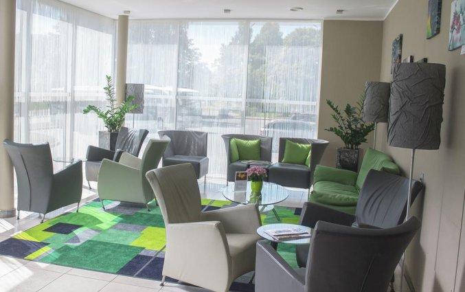 Limelounge van hotel Bellevue Park Riga