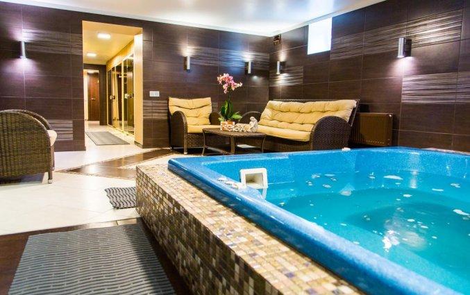 Wellness van hotel Bellevue Park Riga