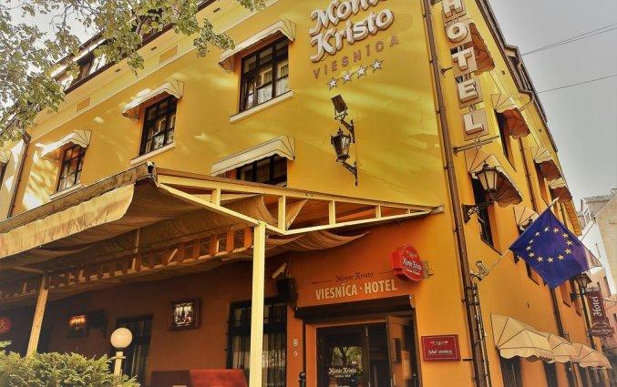 Hotel Monte Kristo in Riga