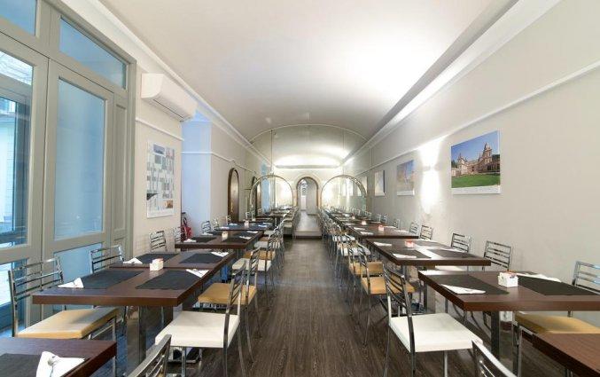 Eetzaal van Hotel Green Class Astoria in Turijn