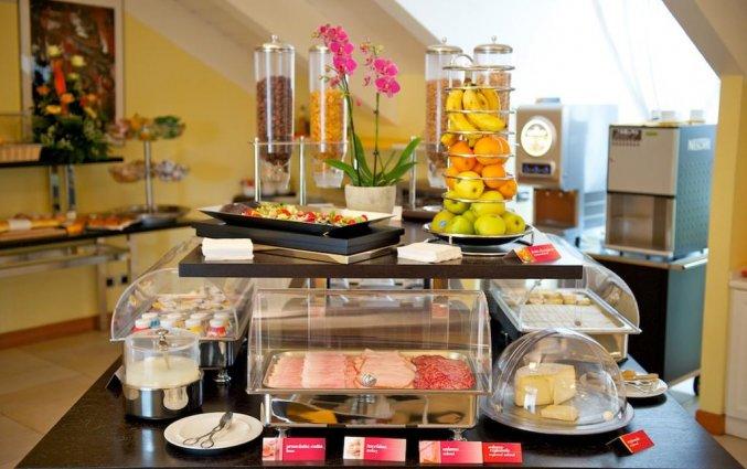 Ontbijt van hotel Best Western Crystal Palace