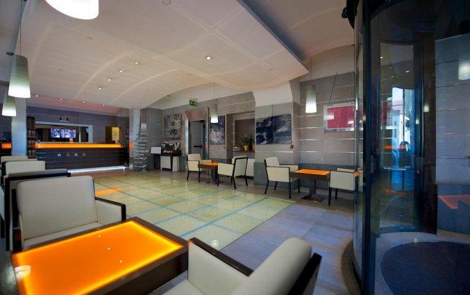 Lobby van hotel Best Western Crystal Palace
