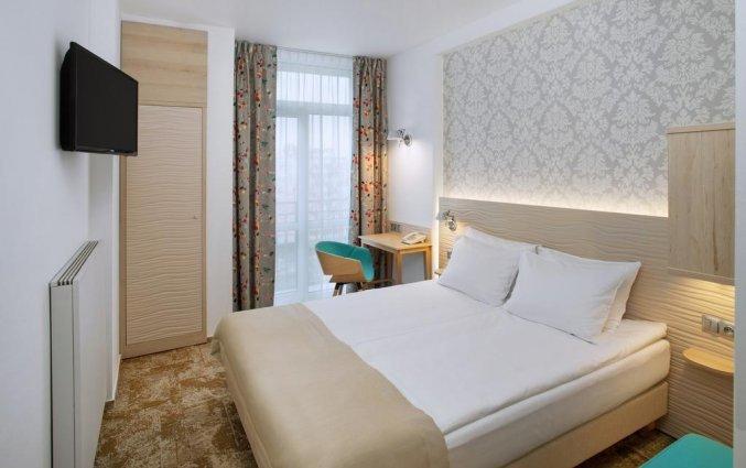 Kamer van Hotel Metropol in Warschau