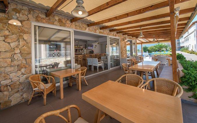 Restaurant van Hotel Plessas Palace op Zakynthos
