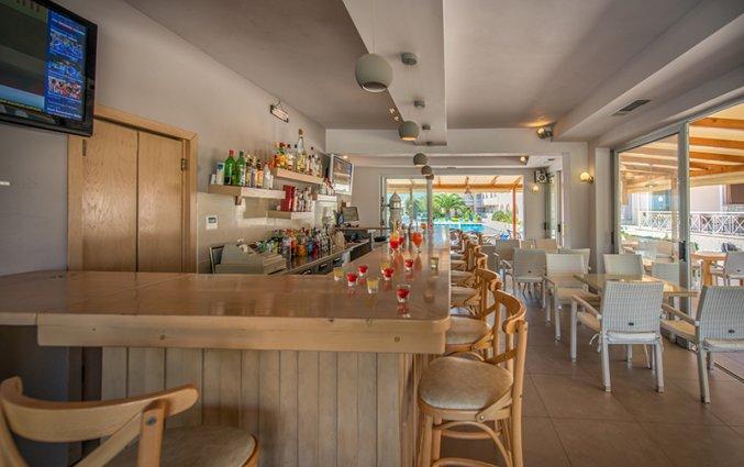 Bar van Hotel Plessas Palace op Zakynthos