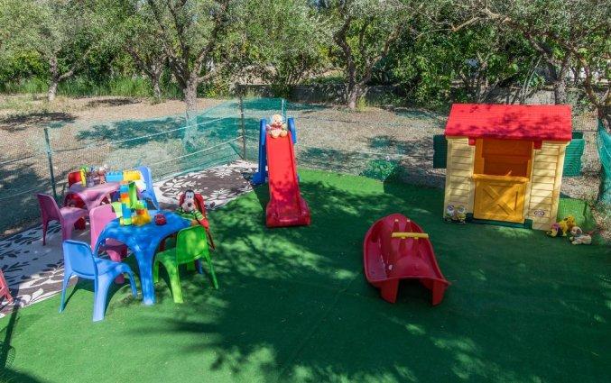 Speeltuin van Hotel Zante Nest op Zakynthos