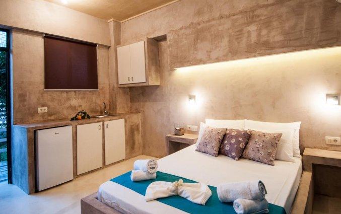 Studio met 1 tweepersoonsbed in Hotel Zante Nest op Zakynthos