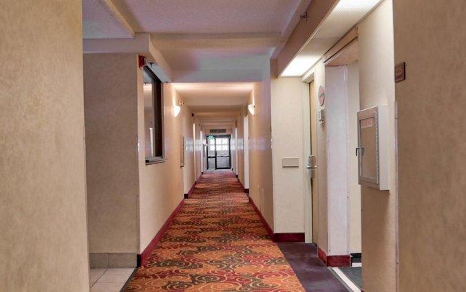 Gang van Destiny Palms hotel