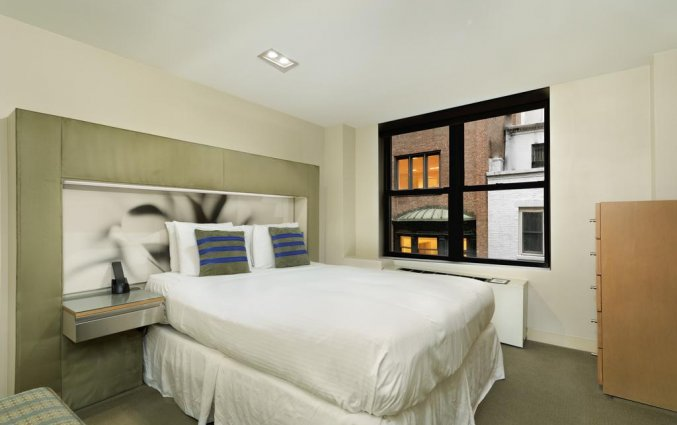 Hotel Shoreham-Kamer