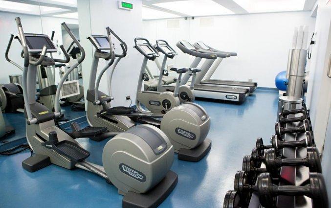 Hotel Shoreham-Fitnessruimte
