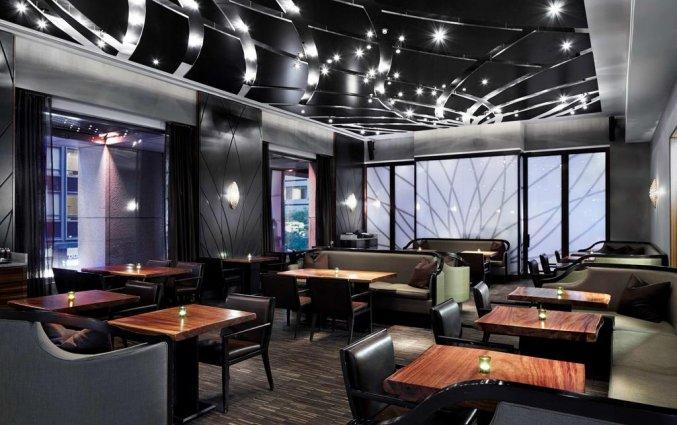 Restaurant van Hotel Andaz Wall Street in New York