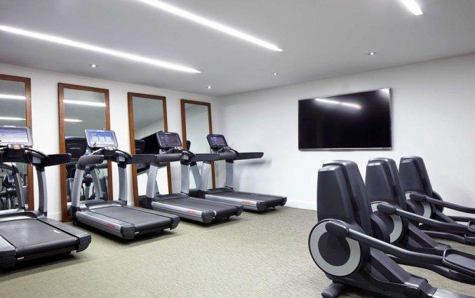 Fitnessruimte van Hotel Andaz Wall Street in New York