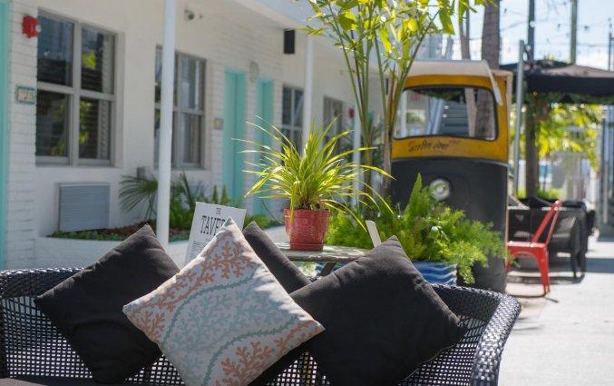 Tuin van appartement Seaside