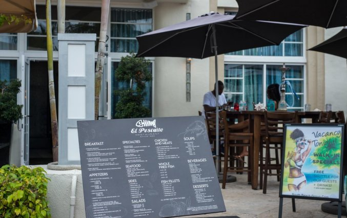 Restaurant van Hotel Chelsea in Miami