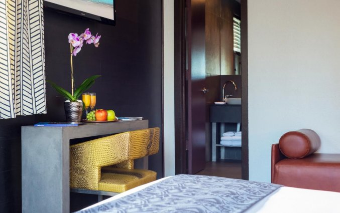 Tweepersoonskamer van Hotel Chelsea in Miami