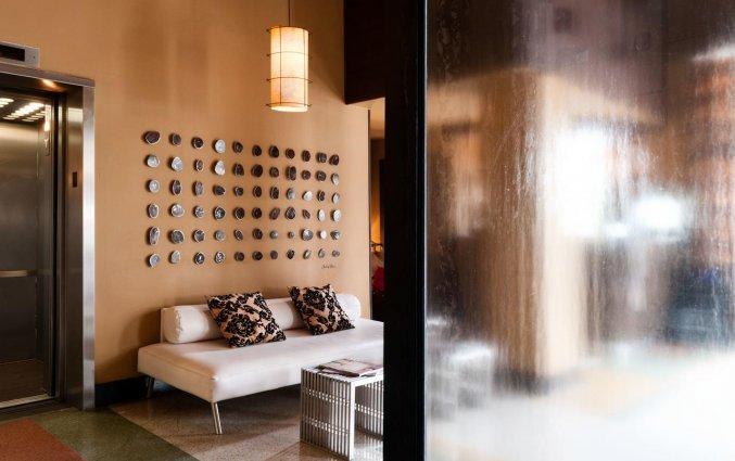 Lobby van Hotel Chelsea in Miami