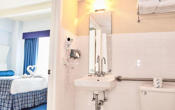 Badkamer van hotel Ocean Spray