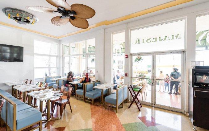Restaurant van hotel Majestic South Beach