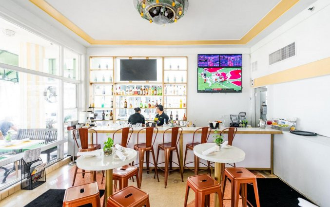 Bar van hotel Majestic South Beach