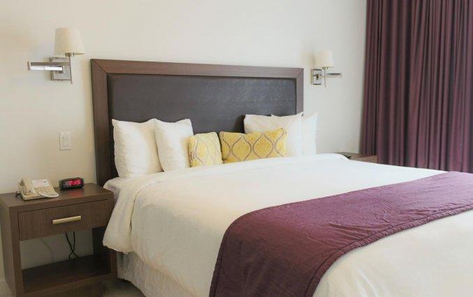 Tweepersoonskamer van collins hotel