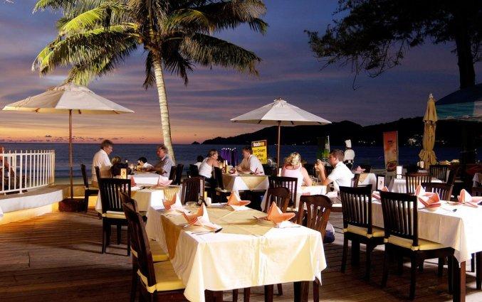 Restaurant van hotel Safari beach