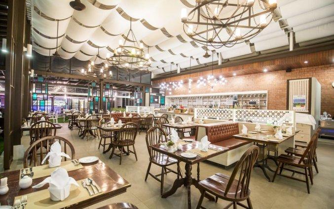 Restaurant van Resort The Waters Khao Lak
