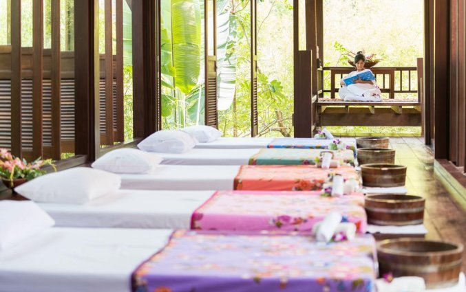 Massageruimte van Resort Khaolak Bhandari