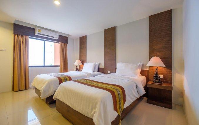 Tweepersoonskamer Naina Resort & spa