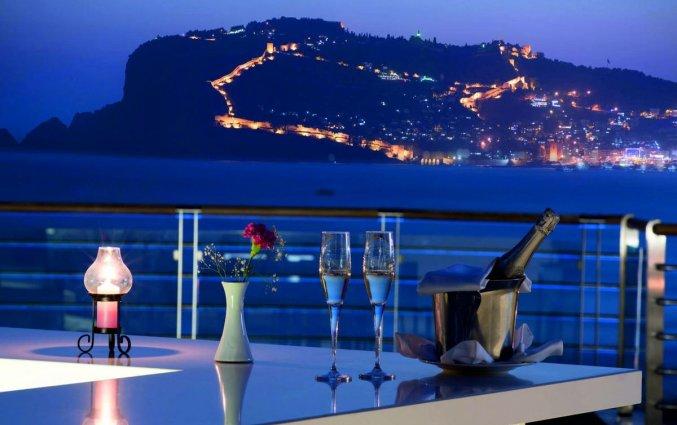 Bar van hotel Grand Kaptan