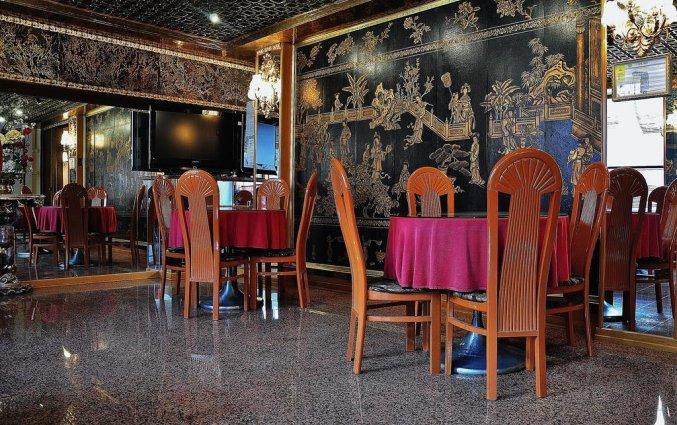 Eetzaal van hotel Venezia