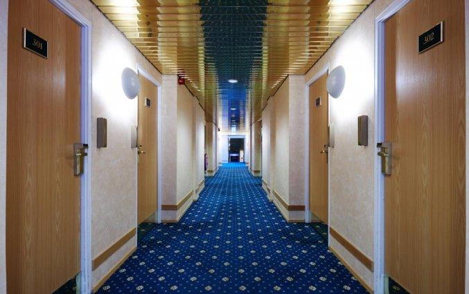 Gang van hotel Fosshotel Rauoara