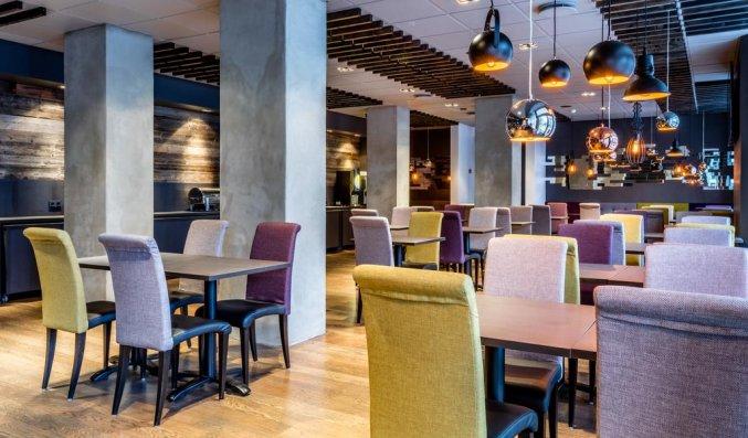 Restaurant van hotel Fosshotel Rauoara