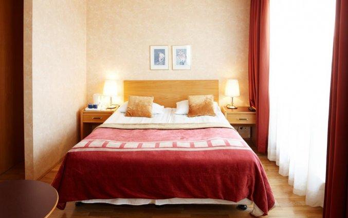 Tweepersoonskamer van hotel Fosshotel Rauoara