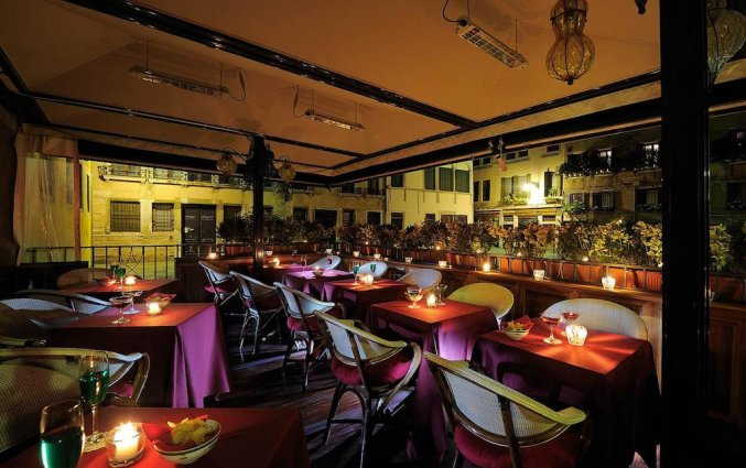 Restaurant van hotel Ca'Marinella