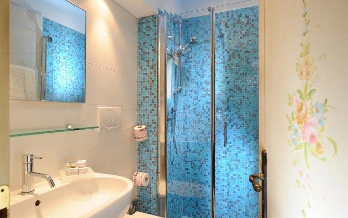 Badkamer van hotel Ca'Marinella