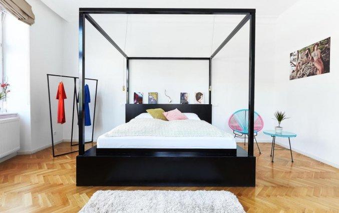 Doubleroom bij hotel Magazine Budapest