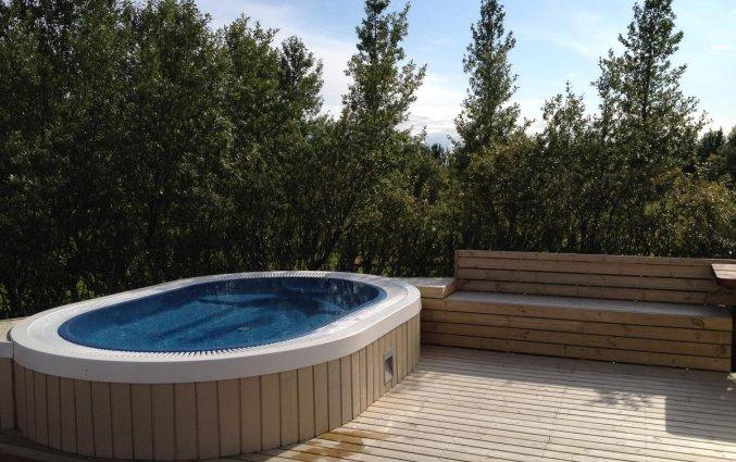 Hot tub van Hotel Fosshotel Hekla op IJsland