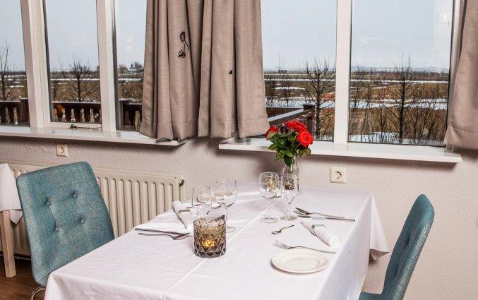 Restaurant van Hotel Fosshotel Hekla op IJsland