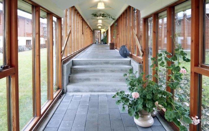 Gang van Hotel Fosshotel Hekla op IJsland