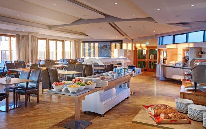 Restaurant van Hotel Ork op IJsland