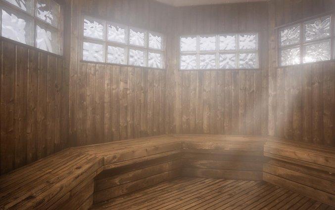 Sauna van Hotel Ork op IJsland