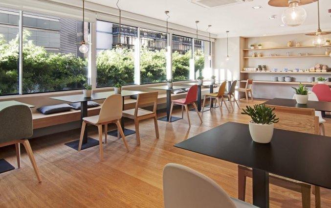 Cafetaria van Hotel One Shot Colon 46 in Valencia