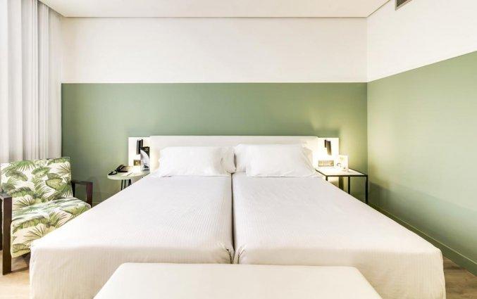 Tweepersoonskamer van Hotel Sercotel Acteon Valencia in Valencia