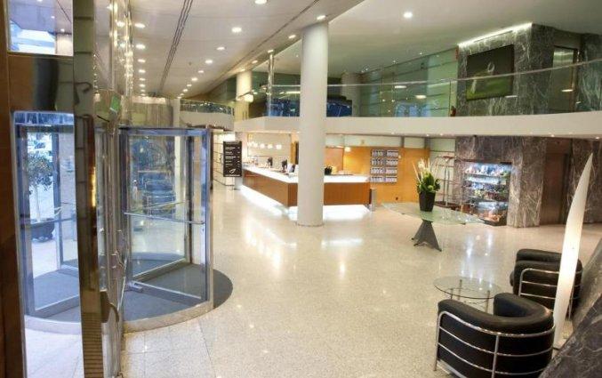 Lobby van Hotel Sercotel Acteon Valencia in Valencia