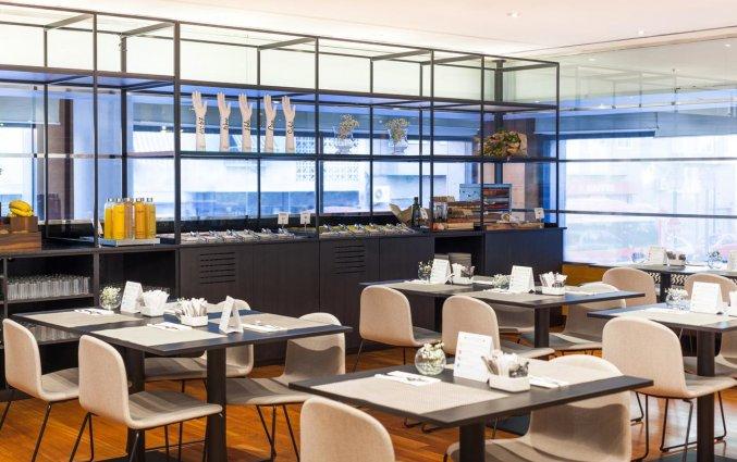 Restaurant van Hotel Sercotel Acteon Valencia in Valencia