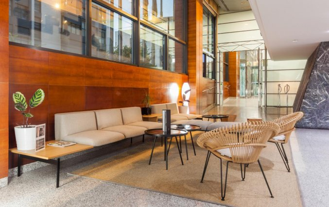 Lounge van Hotel Sercotel Acteon Valencia in Valencia